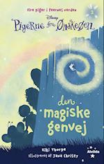 Pigerne fra Ønskeøen 2: Den magiske genvej (Pigerne fra Ønskeøen, nr. 2)