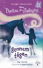 Pigerne fra Ønskeøen 4: Gennem tågen (Pigerne fra Ønskeøen, nr. 4)