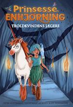 Prinsesse Enhjørning - Troldkvindens jægere af Peter Gotthardt