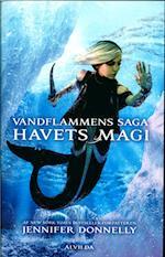 Vandflammens saga 4: Havets magi af Jennifer Donnelly