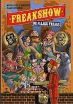 Freakshow - de falske freaks (Freakshow, nr. 1)