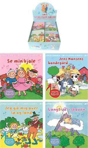 Stk 24 Display 4 Dansk På Sang Af Som Bøger Bog Få 1 Flap I xwSBHq6XY