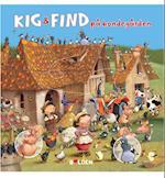 Kig & find på bondegården (Kig find)