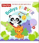 Babys farver (Fisher Price leporello)