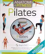 PILATES - Bog & DVD (Anatomi Fitness)