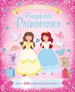 Pragtfulde Prinsesser (Påklædningsdukker med stickers)