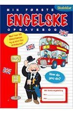 Min første engelske opgavebog