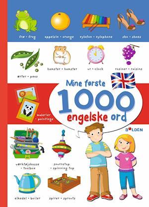 Mine første 1000 engelske ord