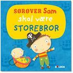 Sørøver Sam skal være storebror (Sørøver Sam og Prinsesse Polly)