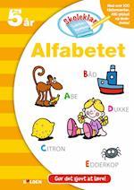 Skoleklar Lektiehjælper: Alfabetet (Skoleklar Lektiehjælper)