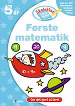 Skoleklar Lektiehjælper: Første matematik (Skoleklar Lektiehjælper)