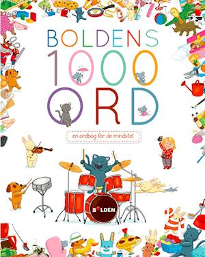 Boldens 1000 ord