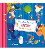Den store bog med fabler for de mindste af Jean De La Fontaine