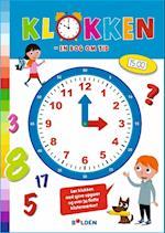 Klokken - en bog om tid (nye illustrationer)