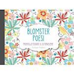 Magiske øjeblikke postkort: Blomster Poesi