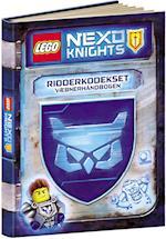 Ridderkodekset - væbnerhåndbogen (LEGOR NEXO KNIGHTS)
