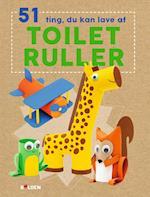51 ting du kan lave med toiletruller