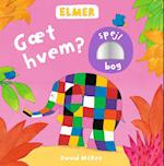 Elmer - gæt hvem? af David McKee