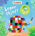 Elmer leger skjul! af David McKee