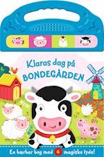 Klaras dag på bondegården - m/lyde