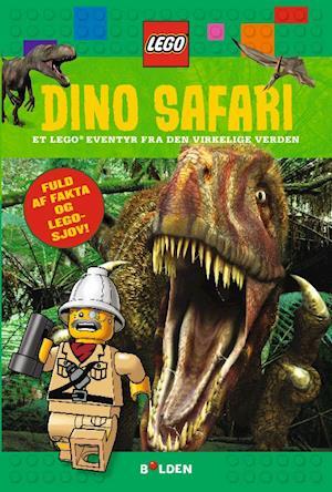 Bog, hardback Dino safari af Penelope Arlon, Tory Gordon-Harris