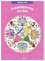 Mandala-sjov: Prinsessernes verden (Mandala sjov)