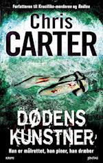 Dødens kunstner (Serien om Robert Hunter, nr. 4)