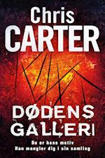 Dødens galleri (Robert Hunter serien, nr. 9)