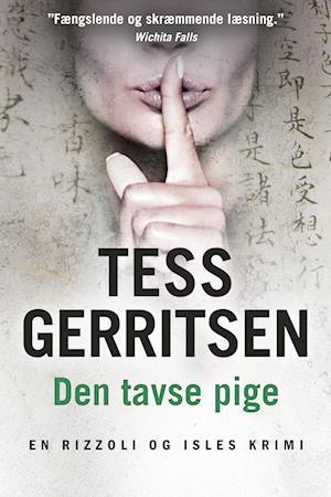 Den tavse pige-tess gerritsen-e-bog fra tess gerritsen fra saxo.com
