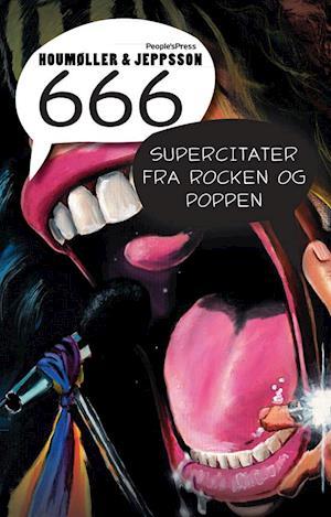 666 supercitater fra rocken og poppen