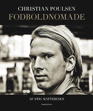 Bog hæftet Fodboldnomade af Stig Matthiesen