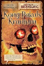 Kong Pakals kranium