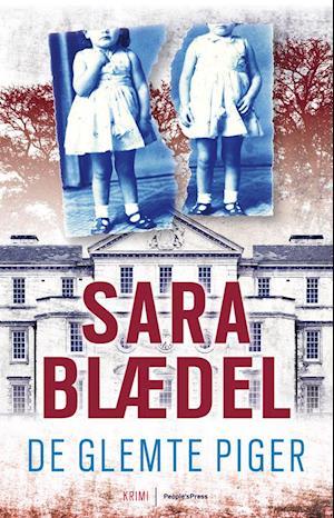 Bog, hæftet De glemte piger af Sara Blædel