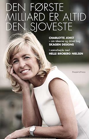 Bog, hæftet Den første milliard er altid den sjoveste af Charlotte Jorst, Helle Broberg Nielsen