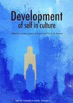 Development of Self in Culture (Self in Culture in Mind Sicim, nr. 1)