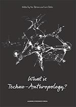 What Is Techno-Anthropology? (Series in Transformational Studies, nr. 2245)