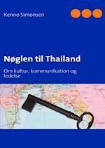 Nøglen til Thailand af Kenno Simonsen