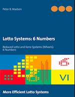 Lotto systems - 6 numbers