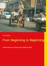 From Beginning to Beginning