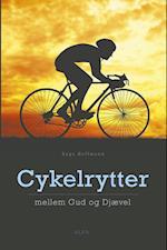 Cykelrytter mellem gud og djævel