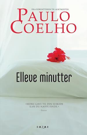 Bog, paperback Elleve minutter af Paulo Coelho