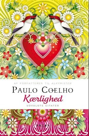 Bog, indbundet Kærlighed af Paulo Coelho