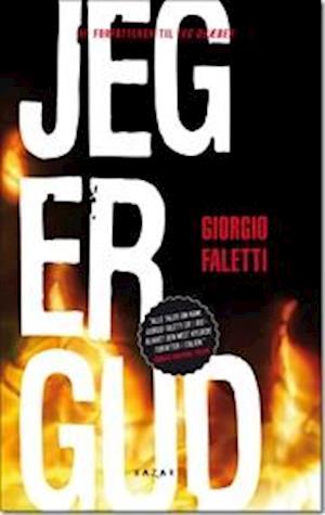 Billede af Jeg er Gud-Giorgio Faletti-E-bog