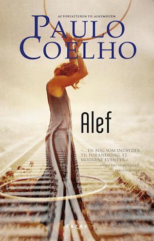 Bog paperback Alef af Paulo Coelho