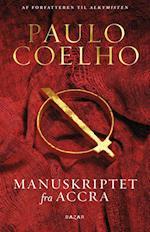 Manuskriptet fra Accra (Coelho)