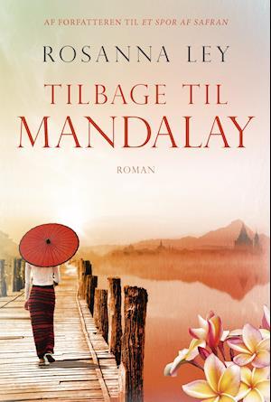 Bog, hæftet Tilbage til Mandalay af Rosanne Ley