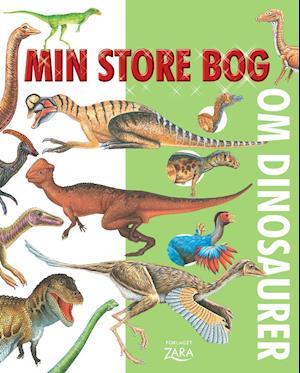 Min store bog om dinosaurer (hardback)