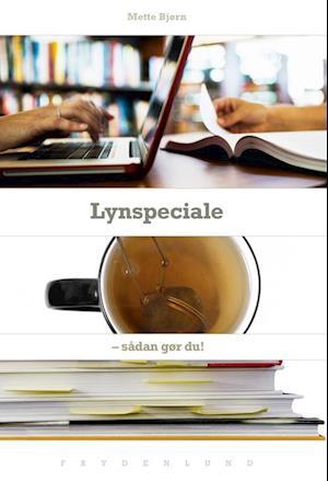 Bog, paperback Lynspeciale af Mette Bjørn