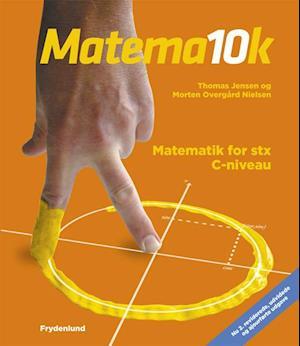 Bog, hæftet Matema10k af Thomas Jensen, Morten Overgård Nielsen
