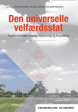 Bog paperback Den universelle velfærdsstat af Christian Albrekt Larsen